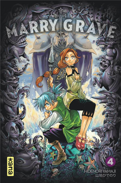 Couverture Marry Grave tome 4