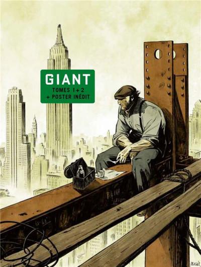 Couverture Giant - coffret tomes 1 et 2