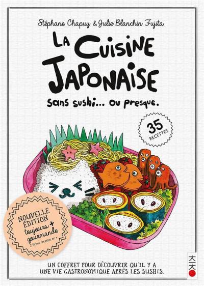 Couverture Cuisine sans sushi