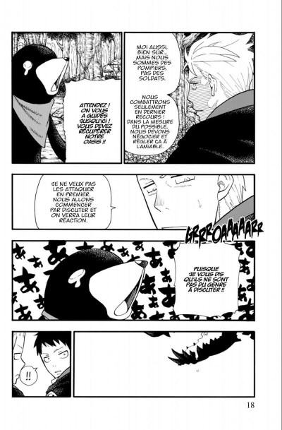 Page 8 Fire force tome 14