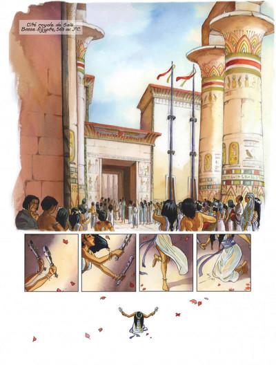 Page 3 Le roi de paille tome 1
