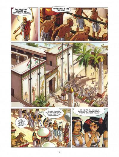 Page 5 Le roi de paille tome 1
