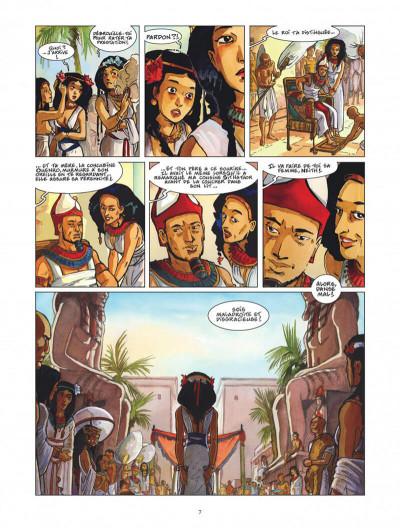 Page 7 Le roi de paille tome 1