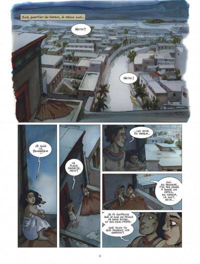 Page 8 Le roi de paille tome 1