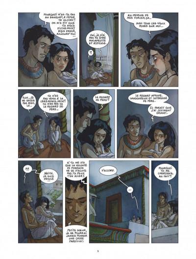Page 9 Le roi de paille tome 1
