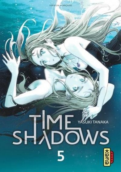Couverture Time shadows tome 5