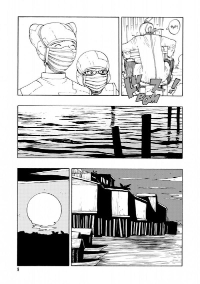 Page 9 Atom the beginning tome 9