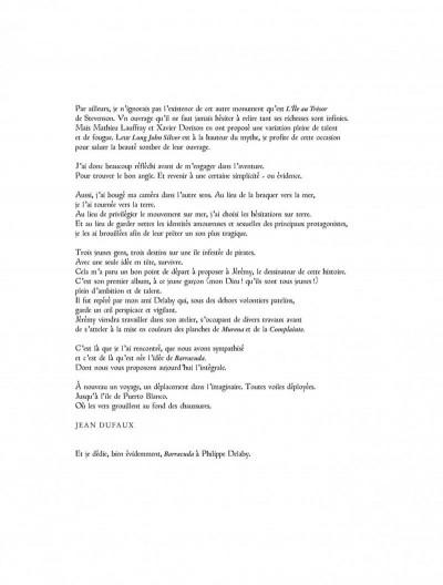 Page 4 Barracuda - intégrale