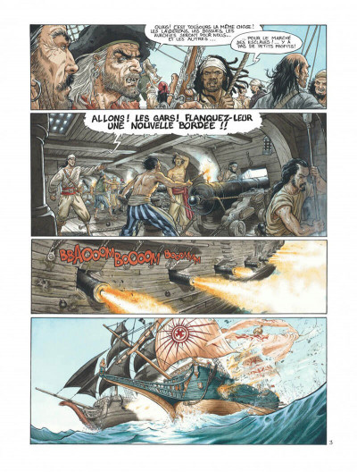 Page 9 Barracuda - intégrale
