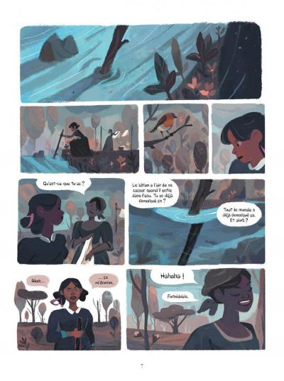 Page 7 Blanc autour