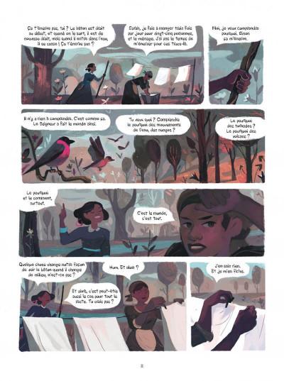 Page 8 Blanc autour