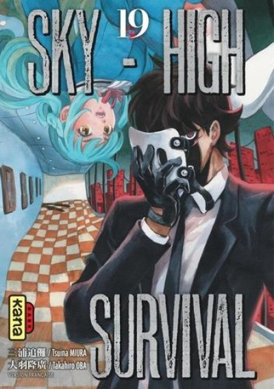 Couverture Sky-high survival tome 19