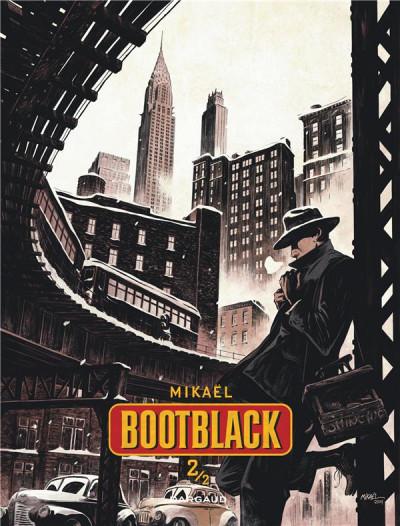 Couverture Bootblack tome 2