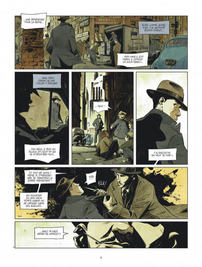 Page 9 Bootblack tome 2