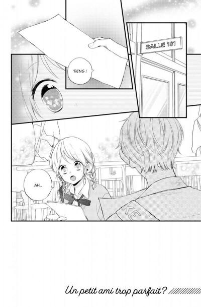 Page 4 Un petit ami trop parfait tome 2