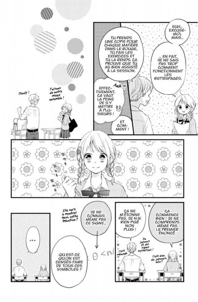 Page 8 Un petit ami trop parfait tome 2