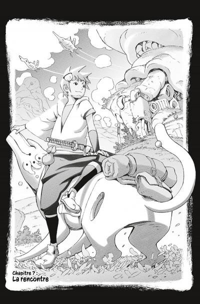 Page 6 Samurai 8 tome 2