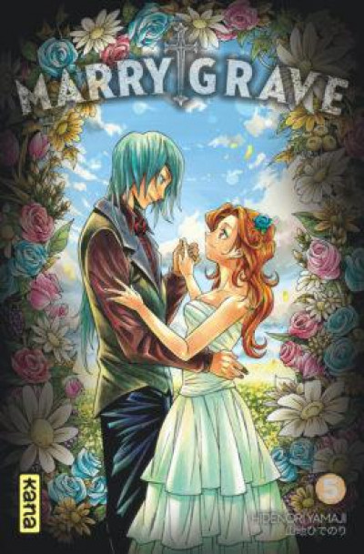 Couverture Marry grave tome 5
