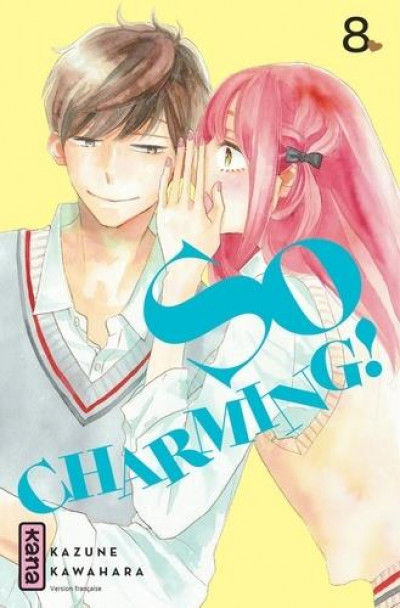 Couverture So charming ! tome 8