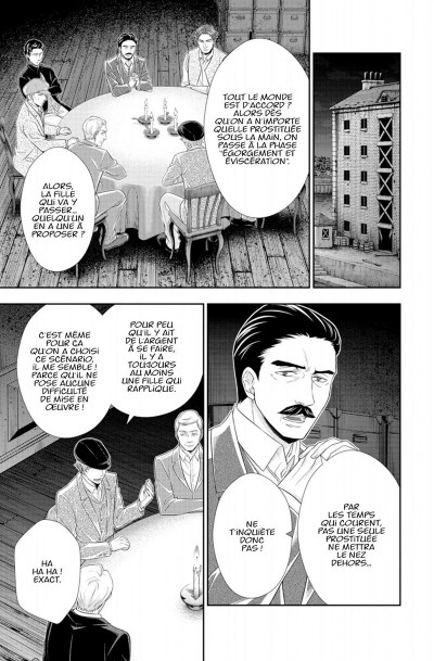 Page 7 Moriarty tome 8