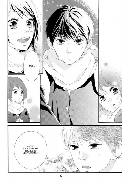 Page 6 Love, be loved - Leave, be left tome 10