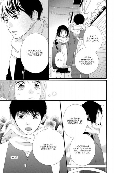 Page 7 Love, be loved - Leave, be left tome 10