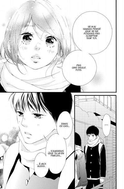 Page 9 Love, be loved - Leave, be left tome 10