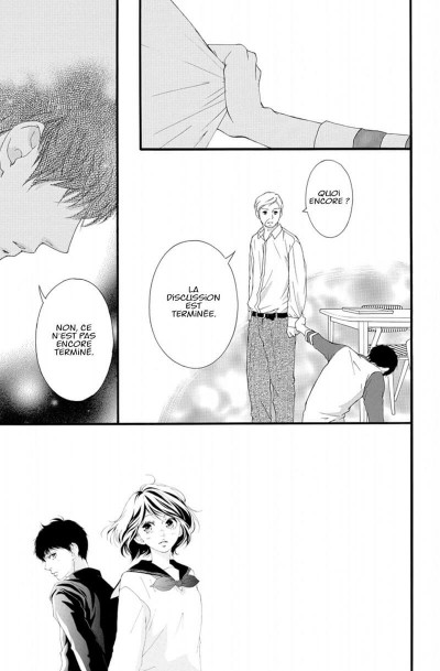 Page 5 Love, be loved - Leave, be left tome 11