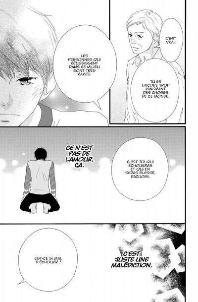 Page 7 Love, be loved - Leave, be left tome 11
