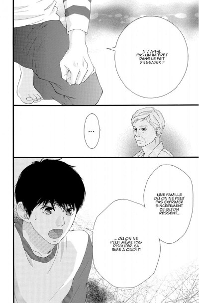 Page 8 Love, be loved - Leave, be left tome 11