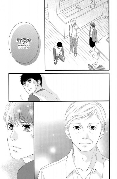 Page 9 Love, be loved - Leave, be left tome 11
