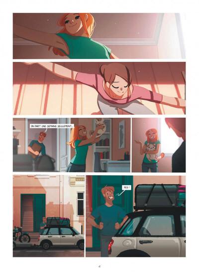 Page 4 Emma et Capucine tome 5