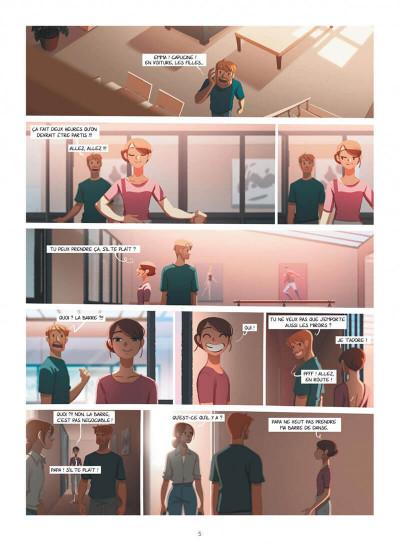 Page 5 Emma et Capucine tome 5