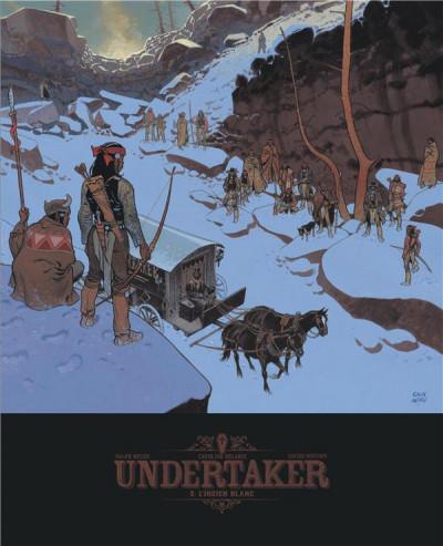 Couverture Undertaker - édition bibliophile tome 5