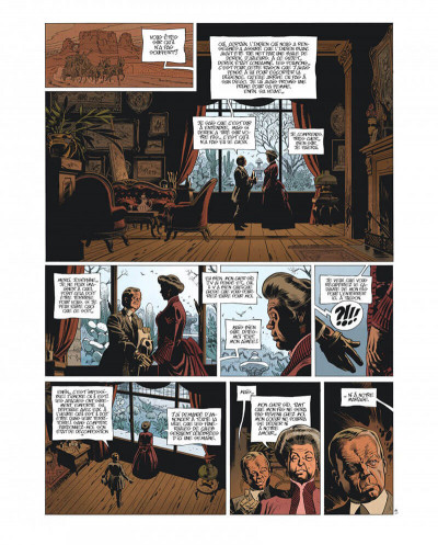 Page 8 Undertaker - édition bibliophile tome 5