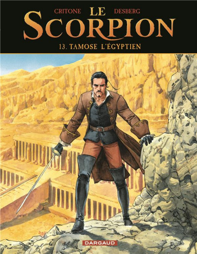 Couverture Le scorpion tome 13 + ex-libris offert