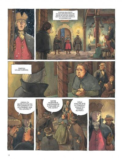 Page 4 Le scorpion tome 13