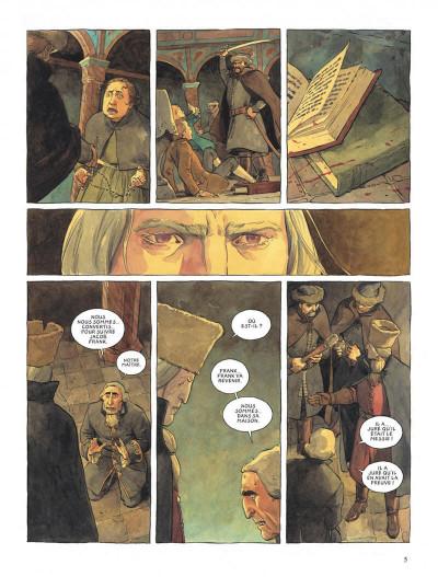 Page 5 Le scorpion tome 13