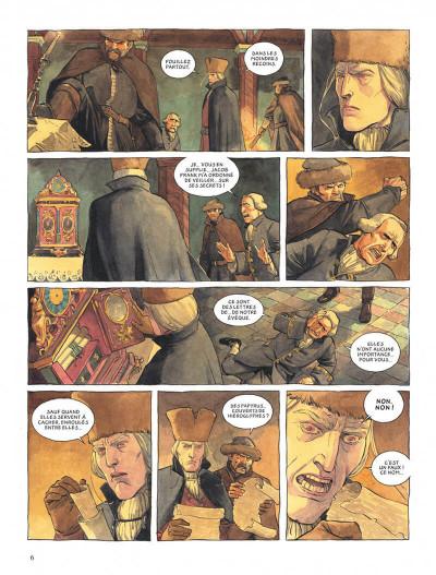 Page 6 Le scorpion tome 13 + ex-libris offert