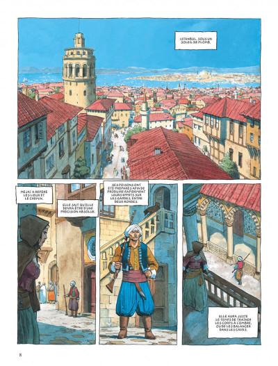 Page 8 Le scorpion tome 13 + ex-libris offert