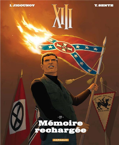 Couverture XIII tome 27