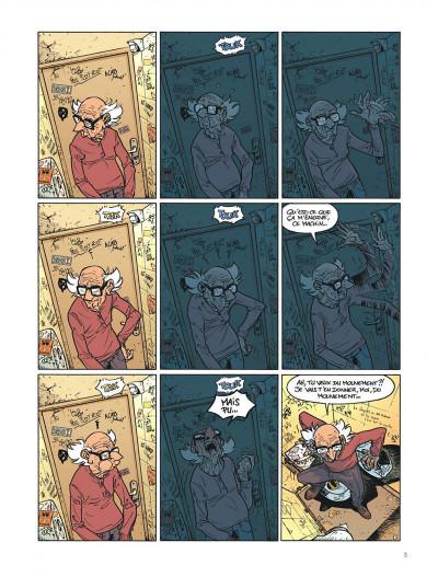 Page 3 Les vieux fourneaux tome 6