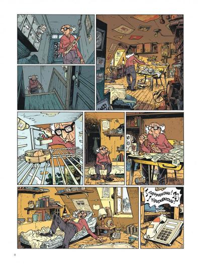 Page 8 Les vieux fourneaux tome 6