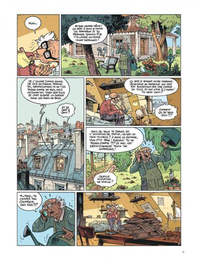 Page 9 Les vieux fourneaux tome 6