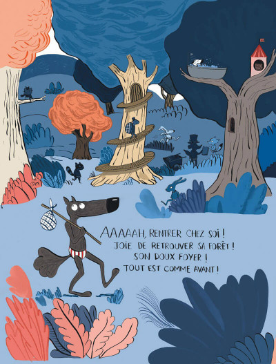 Page 6 Le loup en slip tome 5