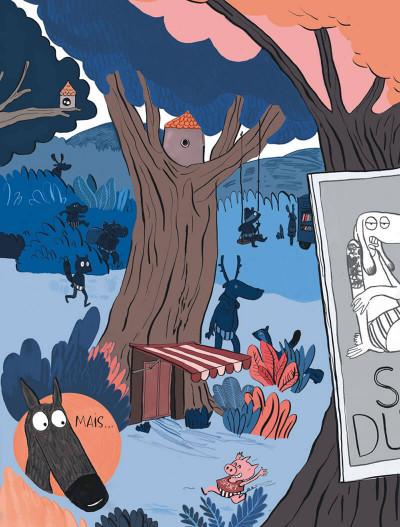 Page 7 Le loup en slip tome 5