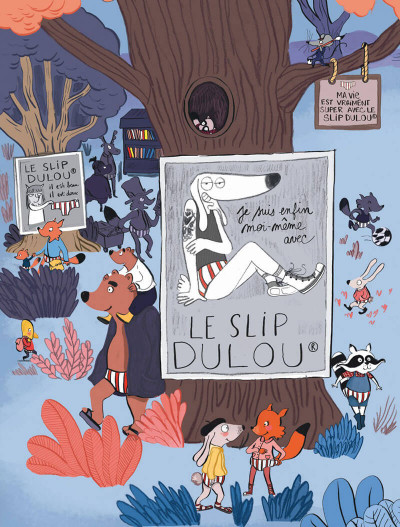 Page 8 Le loup en slip tome 5