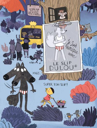 Page 9 Le loup en slip tome 5