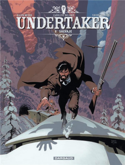 Couverture Undertaker tome 6