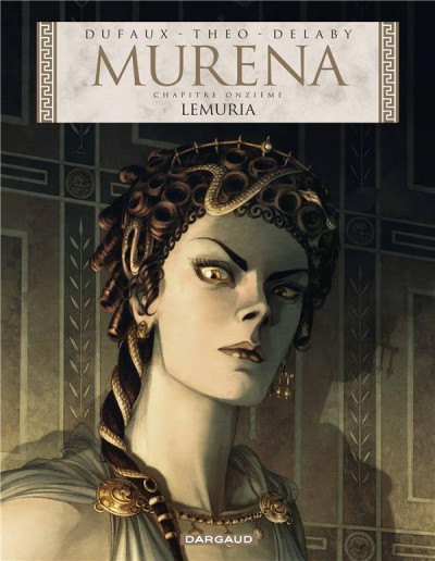 Couverture Murena tome 11